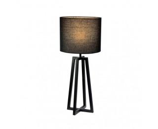 Stolná lampa Qenny Typ 15 - čierna
