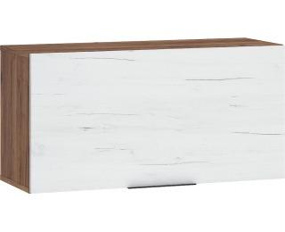 Skrinka na stenu Sven SVN-16 - craft tobaco / craft biely
