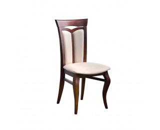 Jedálenská stolička Milano MI-2 - mahagón