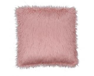 Vankúš Foxa Typ 3 45x45 cm - ružová / zlatoružová