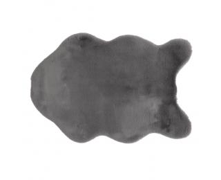 Umelá kožušina Rabit Typ 3 60x90 cm - sivá