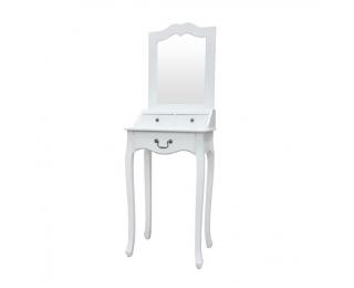 Toaletný stolík Gino - biela