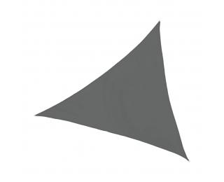 Tieniaca plachta Triangle 300x300 cm - antracitová