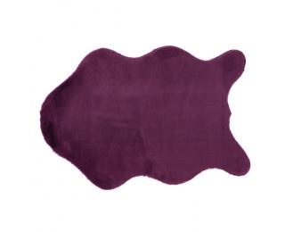 Umelá kožušina Rabit New Typ 6 60x90 cm - fialová
