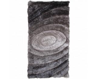 Koberec Vanja 140x200 cm - sivá / vzor