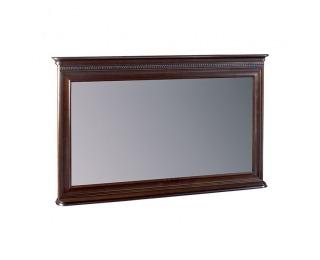 Rustikálne zrkadlo na stenu Verona V-L1 - hnedá