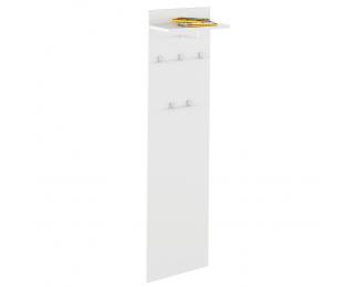 Vešiaková stena Rioma Typ 19 - biela