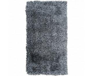 Koberec Vilan 80x150 cm - čierna / krémová