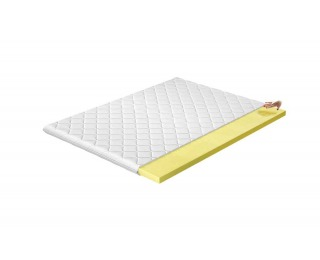 Obojstranný penový matrac (topper) Vitano 180 180x200 cm