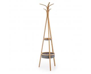 Vešiak W63 - bambus