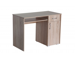 PC stolík Promo - dub sonoma