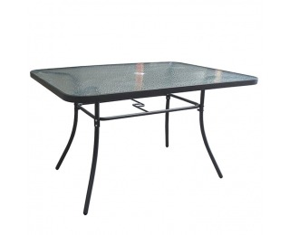 Záhradný stôl Paster New - čierna