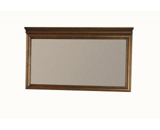 Rustikálne zrkadlo na stenu Zefir Z-L2 - toffi