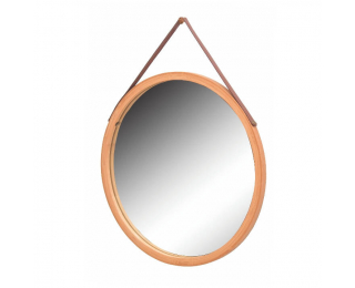 Zrkadlo na stenu Lemi 1 - prírodná