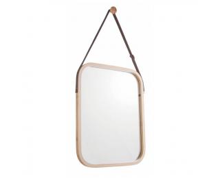 Zrkadlo na stenu Lemi 2 - prírodná