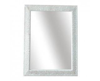 Zrkadlo na stenu Malkia Typ 14 - bielozlatá