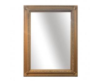 Zrkadlo na stenu Malkia Typ 15 - zlatá
