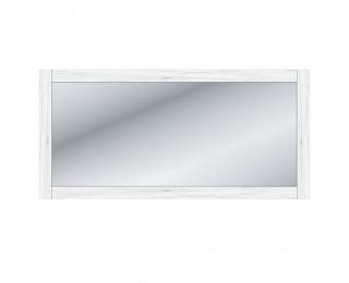 Zrkadlo na stenu Sudbury W - dub craft biely