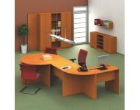 Písací stôl Tempo Asistent New 20 PI - buk