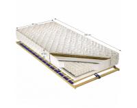 Obojstranný taštičkový matrac Palmea 90x200 cm