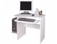 PC stolík Melichar - biela