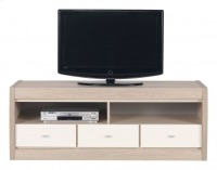 TV stolík Axel AX 2 - tuja / jasmín vysoký lesk