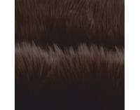 Umelá kožušina Ebony Typ 3 60x90 cm - hnedá