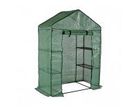Balkónový fóliovník Greenshelf 70x140x200 cm - zelená