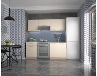 Kuchyňa Marija 200 - vanilka / dub sonoma
