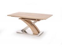 Rozkladací jedálenský stôl Sandor - dub sonoma