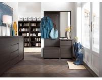 Obývacia izba Kaspian - wenge