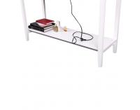 Konzolový stolík Redon - biela