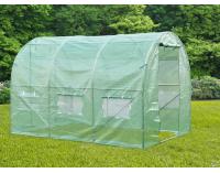 Záhradný foliovník Greenhouse 300x200x200 cm - zelená