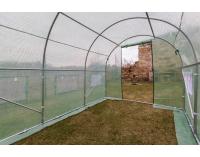 Záhradný foliovník Greenhouse 400x250x200 cm - zelená