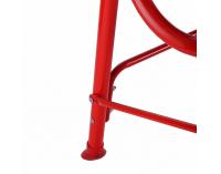 Detská záhradná hojdačka Ladybird - červená