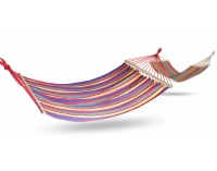 Hojdacia sieť XHMK 200x150 cm - farebné pásy