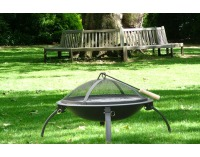 Záhradný gril MIR-064 - čierna