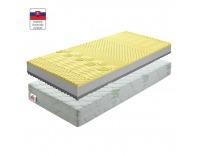 Obojstranný penový matrac BE Tempo Visco 90x200 cm