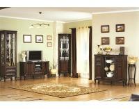 Rustikálna obývacia izba Wersal - wenge