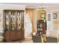 Rustikálna obývacia izba Zefir - toffi