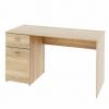PC stôl Bany - dub sonoma