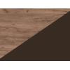 Lavica do kuchyne Bond BON-01 - craft tobaco / hnedá ekokoža