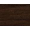 Botník (skrinka na topánky) 3K - sonoma tmavá